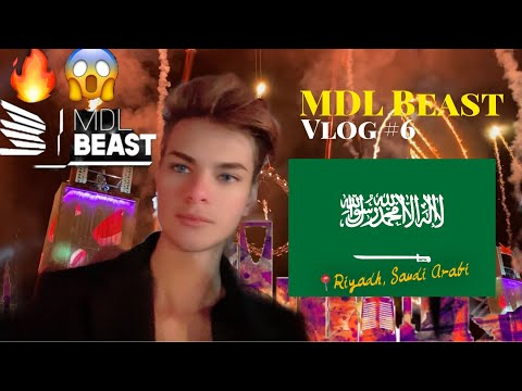 This happened at MDL BEAST Saudi Arabia 🇸🇦 | Riyadh Season 2019 | Vlog #6