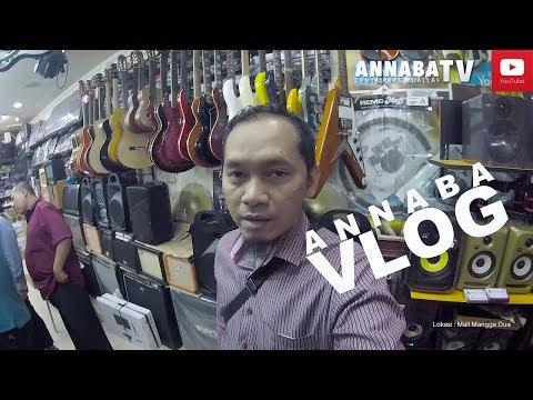 ANNABA VLOG #24 | BELI LCD 4K GUEDE!!!