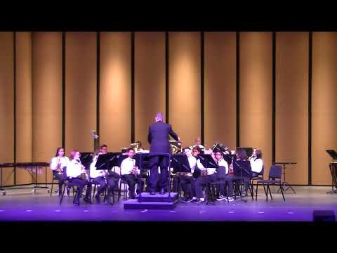 Canyon Lake Middle School Concert Band @ 14th Annual LEUSD Band Day 2020