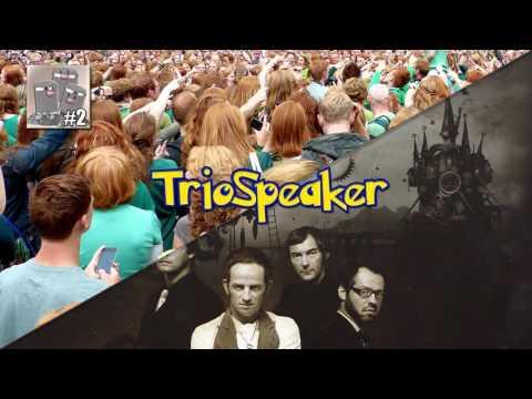 TrioSpeaker → Episode 2 ← Mathias Malzieu ☠ Les Roux (discrimination & fascination) (PART 1/2)