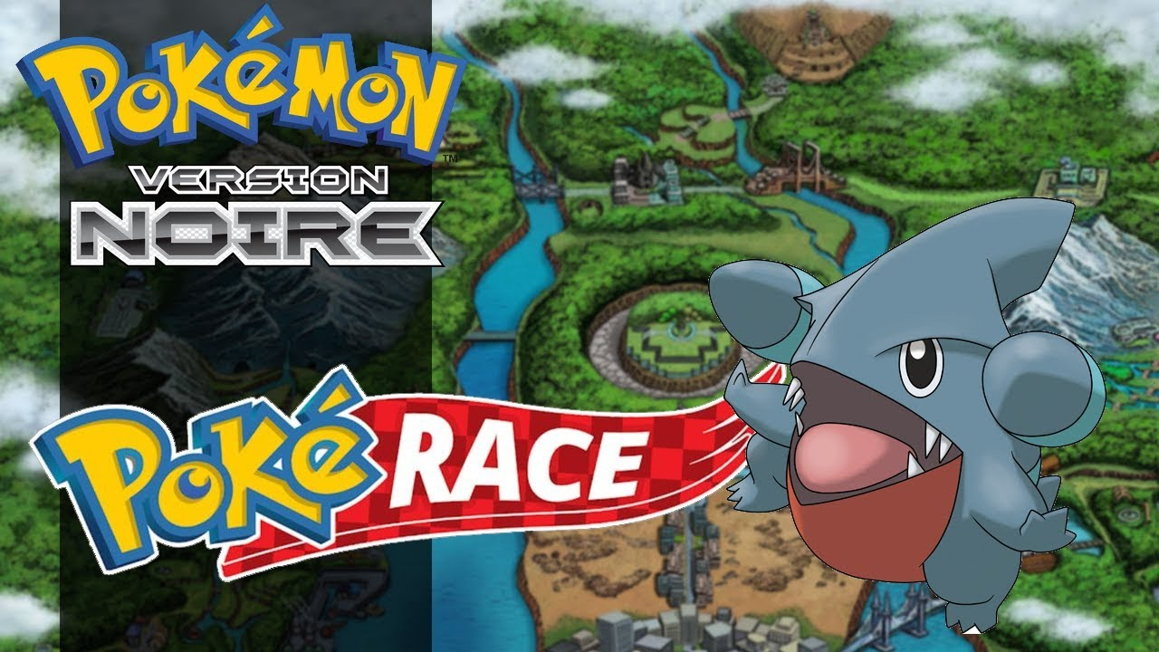 QUI GAGNERA LA COURSE ? | POKÉRACE (Pokémon Black) - YouTube