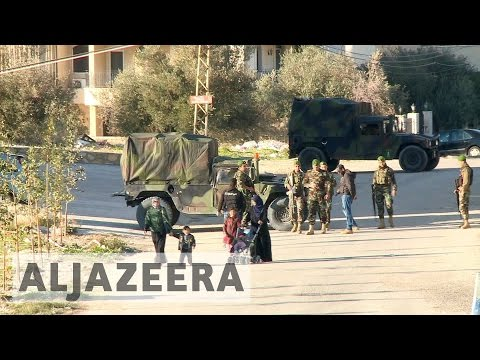 Lebanon: Thwarted Beirut bomb attack suspect caught