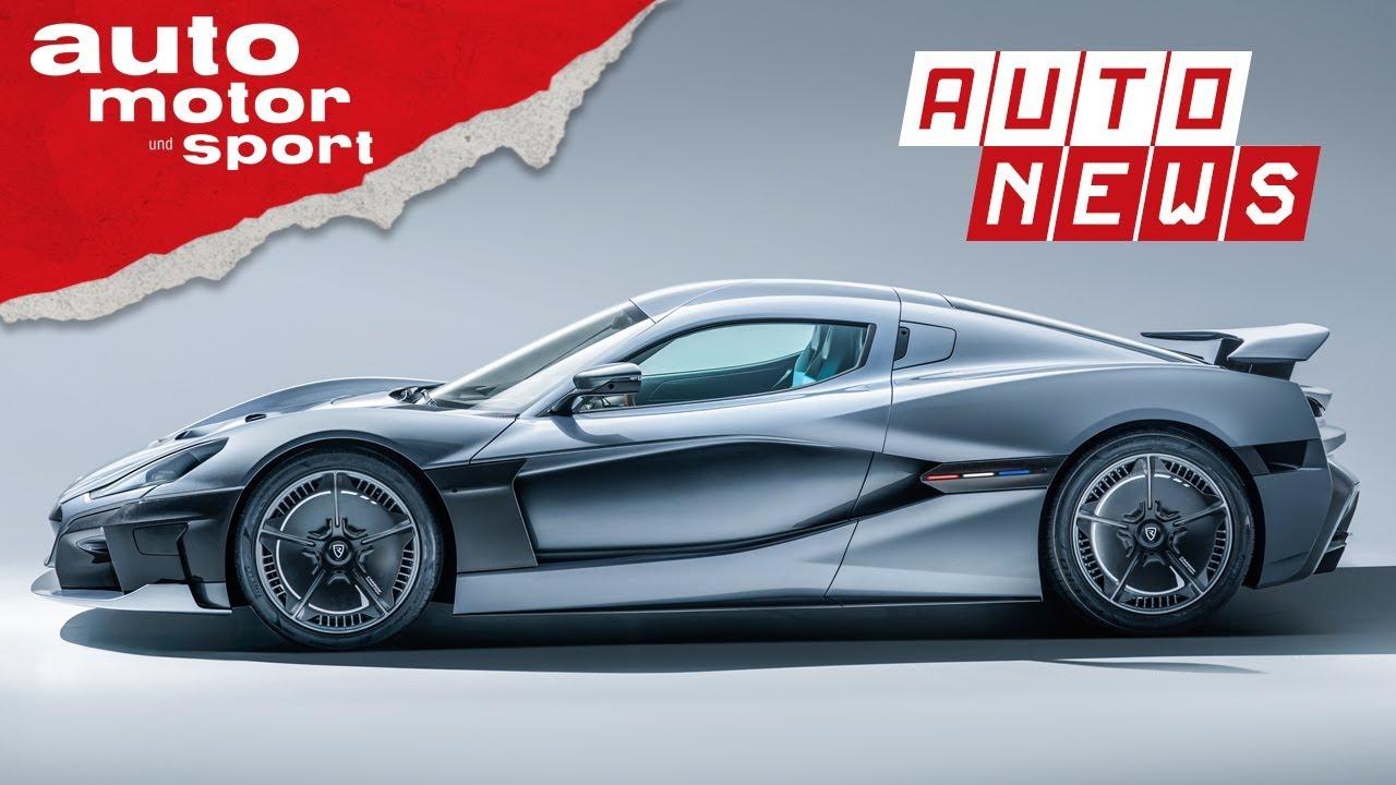 Rimac Concept 2: Monster aus der Steckdose - NEWS | auto motor und sport