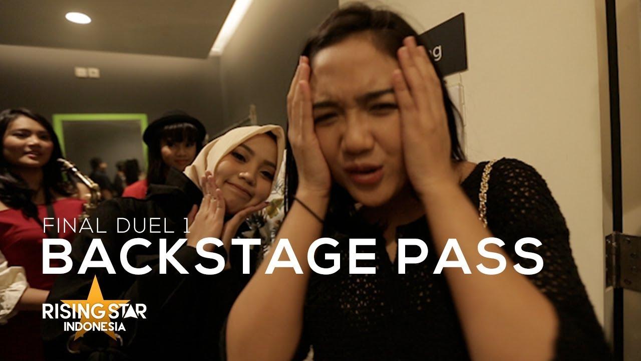 BACKSTAGE PASS :