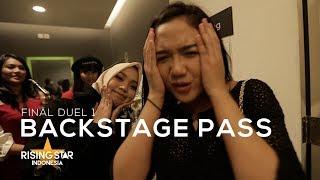 """BACKSTAGE PASS : """"MARION JOLA PUJI PESERTA RISING STAR"""" MP3"""