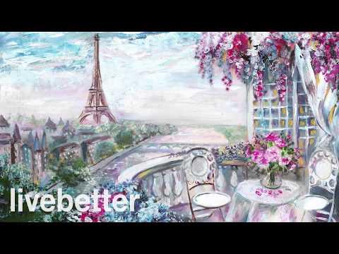 咖啡館巴黎浪漫法國人的浪漫傳統器樂與放鬆