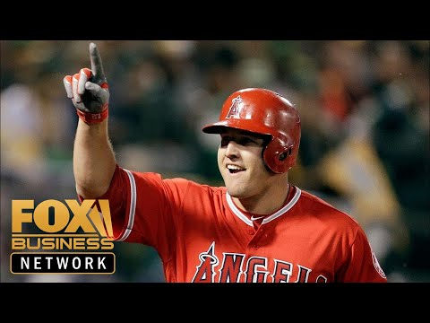 Mike Trout's huge contract might come with an even bigger tax bill