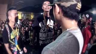 Repeat youtube video FlipTop - Shehyee/Smugglaz vs Juan Lazy/Harlem