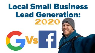 2020 Local Small Business Tips: Google Ads and Local SEO vs Facebook. Instagram Linkedin