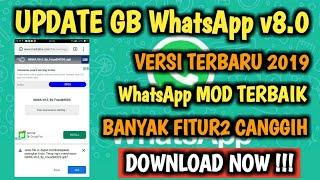 Gambar cover Update Terbaru September 2019 !!! Download GB WhatsApp v8.0 FOUADMODS