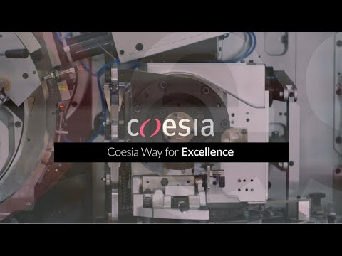 Coesia Way for Excellence