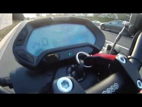Zero SR all-electric motorcycle road test