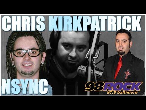 Chris Kirkpatrick of NSYNC Interview
