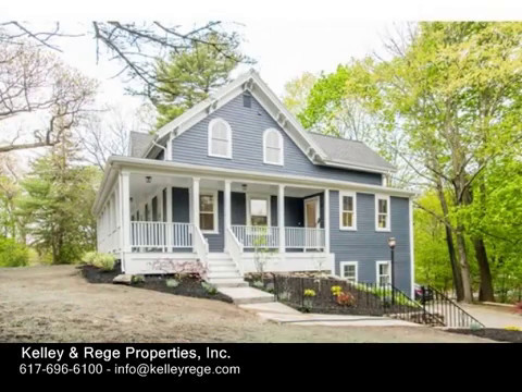 Peter Kelly 617-839-4069 -1475 Canton Ave, Milton MA 02186  - Real Estate - For Sale