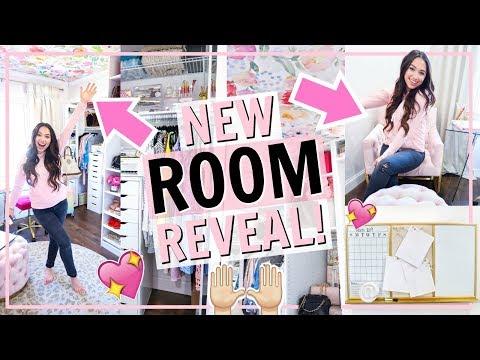 MY NEW ROOM! ROOM TOUR 2019 | Alexandra Beuter