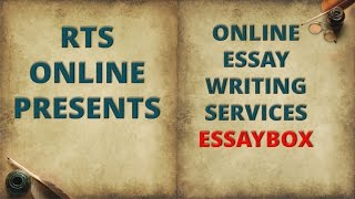 Essays cheap