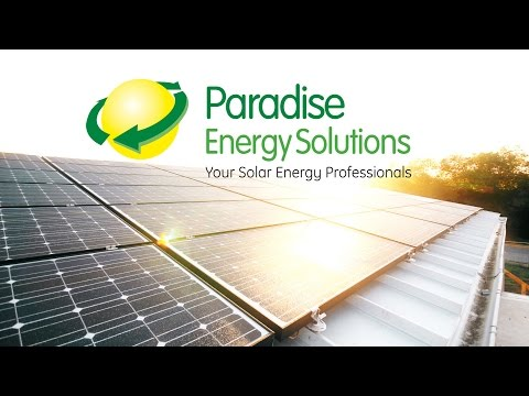 Our Process for Installing A Solar Energy System - Paradise Energy Solutions