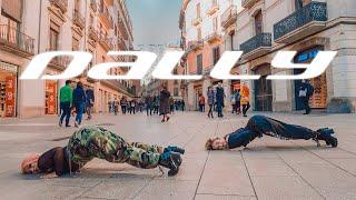 [KPOP IN PUBLIC] HYOLYN(효린) - 'DALLY (달리)' Dance Cover   Xenia