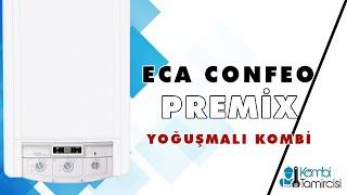 ECA Confeo Premix Yoğuşmalı Kombi