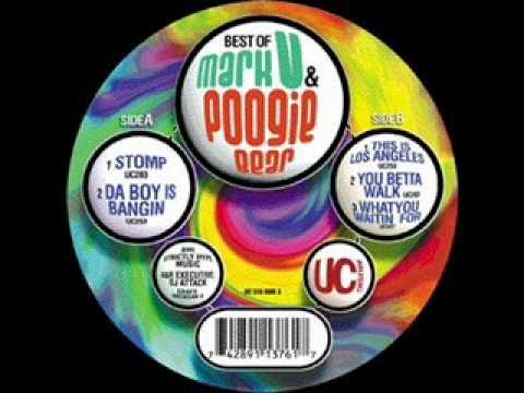 Mark V. & Poogie Bear - Game Over