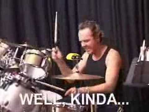 Metallica In The Studio With Fans ~ Part 2