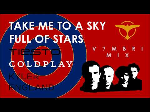 Tiësto feat. Coldplay & Kyler England - Take Me To a Sky Full of Stars