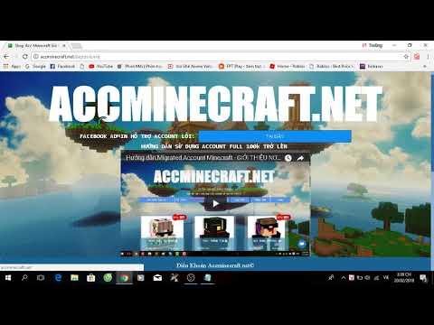 Repeat Hướng Dẫn Mọi Người Mua Acc Minecraft Premium Để Vào
