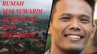 Suwardi Juara MMA. Berkunjung ke Rumah Mas Suwardi di Magetan Desa Bogoarum Sejuk & Asri