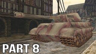 Medal of Honor Allied Assault Gameplay Walkthrough Part 8 - Tank Mission