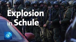 Amoklauf auf der Krim: Viele Tote