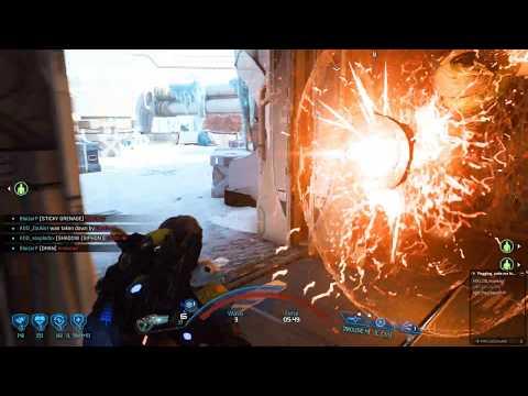 Mass Effect Andromeda - Glass Jaw Apex Mission (Platinum) (Scrapper)