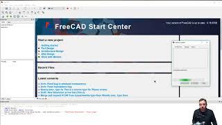Freecad 0.16 Addon-Installer und Parts Library