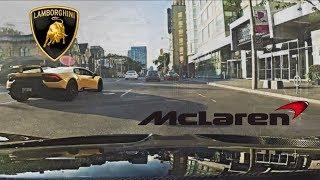 Lamborghini vs McLaren - 5 Reasons Why McLaren!