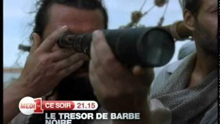 Le Trésor de Barbe Noire sur Medi1TV ce soir à 21h15