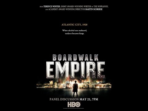 Boardwalk Empire: Behind the Scenes of the HBO Series