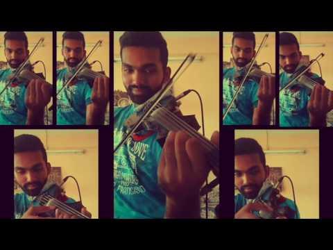 Strawberry Kannae - Strings Cover by Manoj Kumar