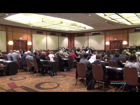 CFU 24th Quadrennial Convention, Baltimore, Md, Second and Third day