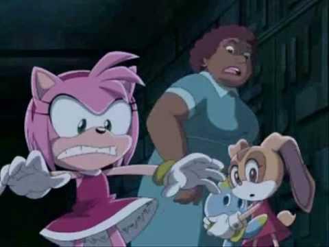 Sonic X: Monster