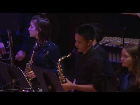 May 17, 2019 - Spring MS Strings and MS/HS Jazz Band Concert