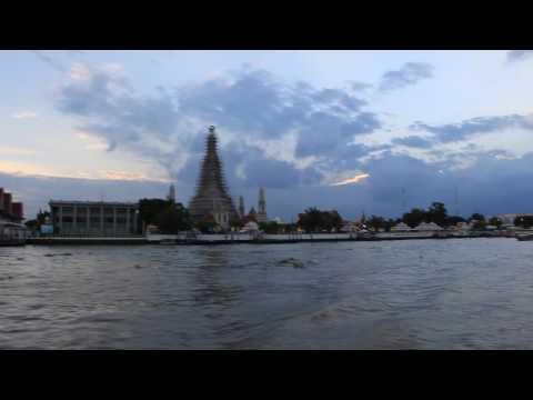 Chao Phraya River 2