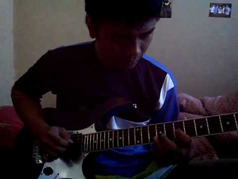 OPENING - LOUDER THAN LIFE CD 1 ALBUM - SIDNEY MOHEDE (GUITAR COVER)