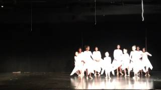 Above The Clouds Level 4 Ballet Students (Soli Dei Gloria)