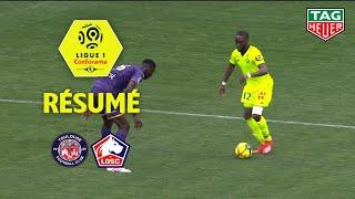 Toulouse FC - LOSC ( 0-0 ) - Résumé - (TFC - LOSC) / 2018-19