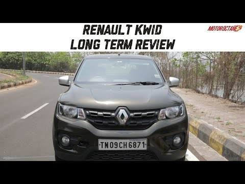 2018 Renault Kwid Long Term Review in Hindi | MotorOctane