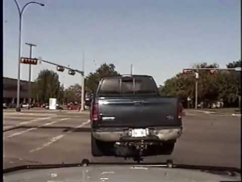 Fort Worth Police Department High Speed Truck Pursuit 4122007