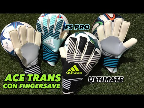 The Adidas Ace Trans Ultimate are Adidas' all new goalkeeper
