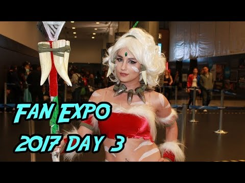 Vancouver Fan Expo Cosplay 2017 Day 3