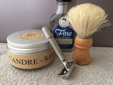 800 Subscriber Video ~ Martin De Candre Soap - S.O.C Boar Brush - Fine Lavender Pour Homme Splash