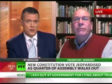 Ägypten: CIA unterstützt Morsi - RT 30.11.12