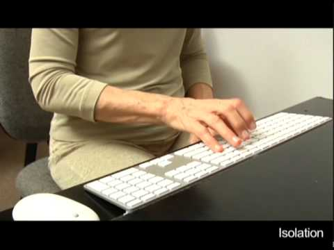 Finger Isolation: Don't Do This!